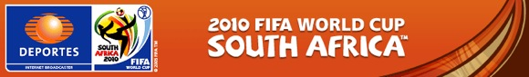 Televisa Deportes - FIFA Sudáfrica 2010