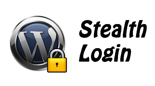 Wordpress Stealth Login